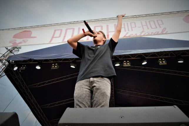 Otsochdzi na scenie w Płocku. Polish Hip-Hop Festival 2018