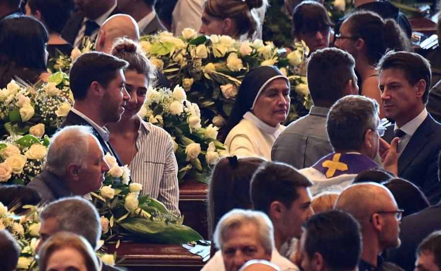 Pogrzeb państwowy Genua