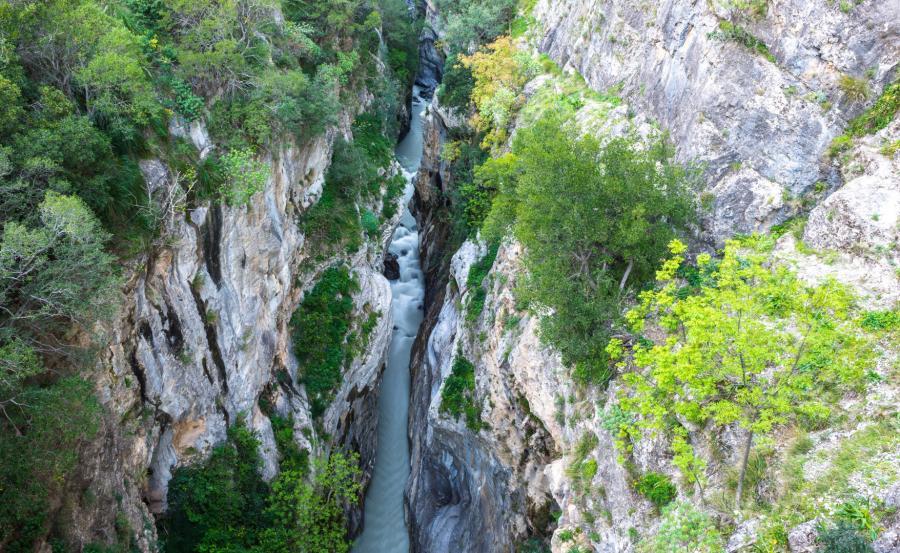 Potok Raganello