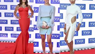Anna Mucha, Małgorzata Kożuchowska i Katarzyna Glinka