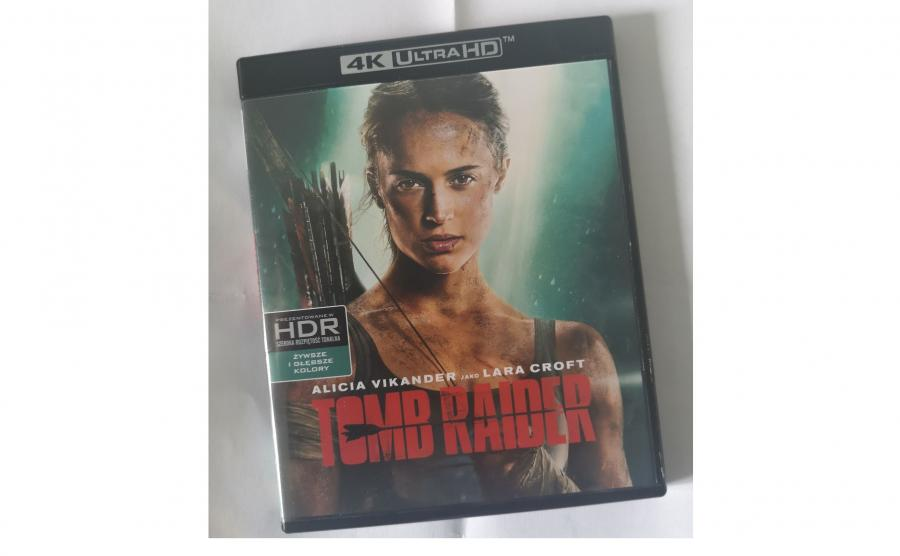 Tomb Raider UHD