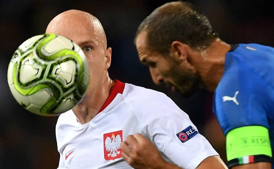 Mecz Polska kontra Włochy