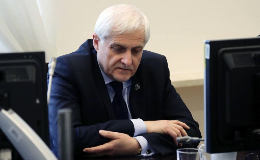 Sędzia Dariusz Zawistowski