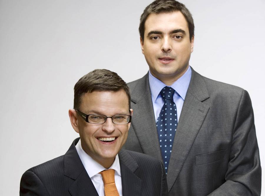 Sekielski i Morozowski odchodzą z TVN24