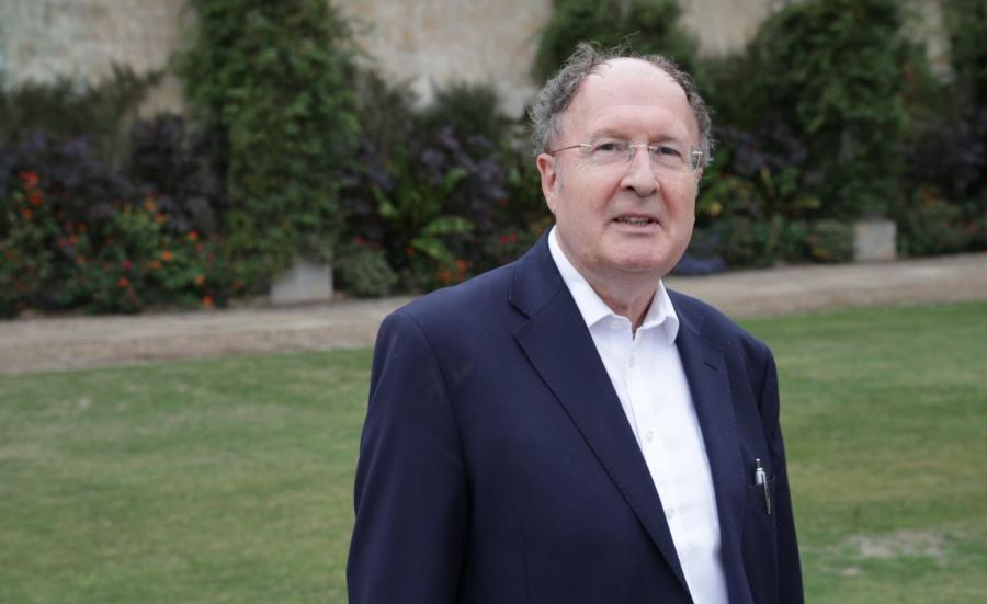 Sir Gregory P. Winter - tegoroczny laureat Nagrody Nobla w dziedzinie chemii