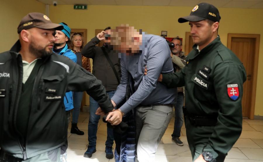 Adam Sz. wyszedł na wolność po wpłaceniu 20 tys. euro kaucji