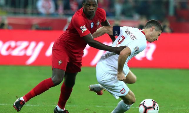 Portugalia nawet bez Cristiano Ronaldo za mocna dla Polski [FOTO]