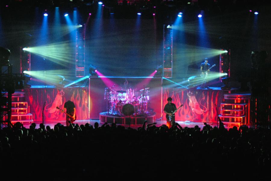 Koncert zespołu Godsmack