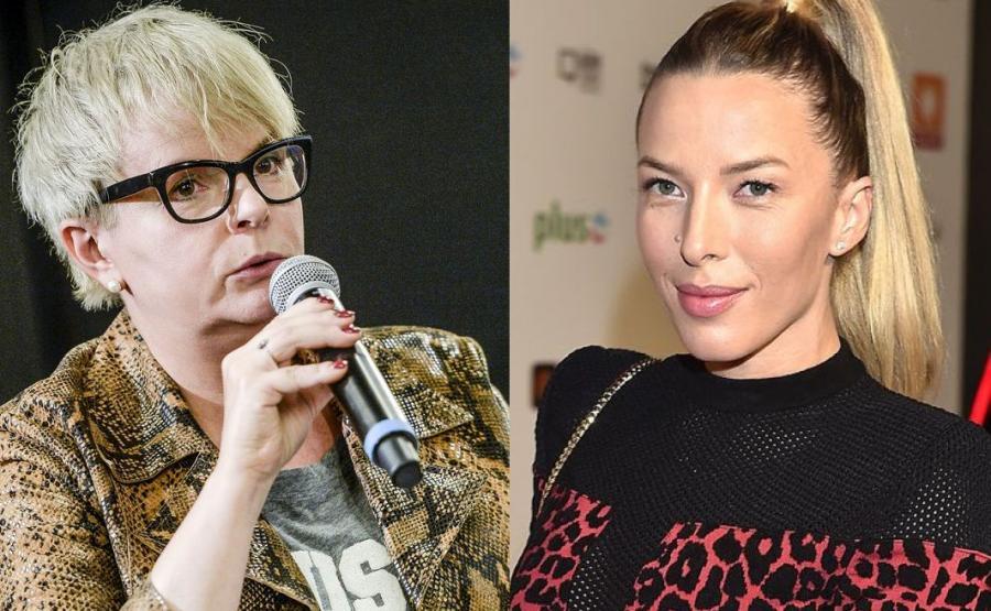 Karolina Korwin Piotrowska, Ewa Chodakowska