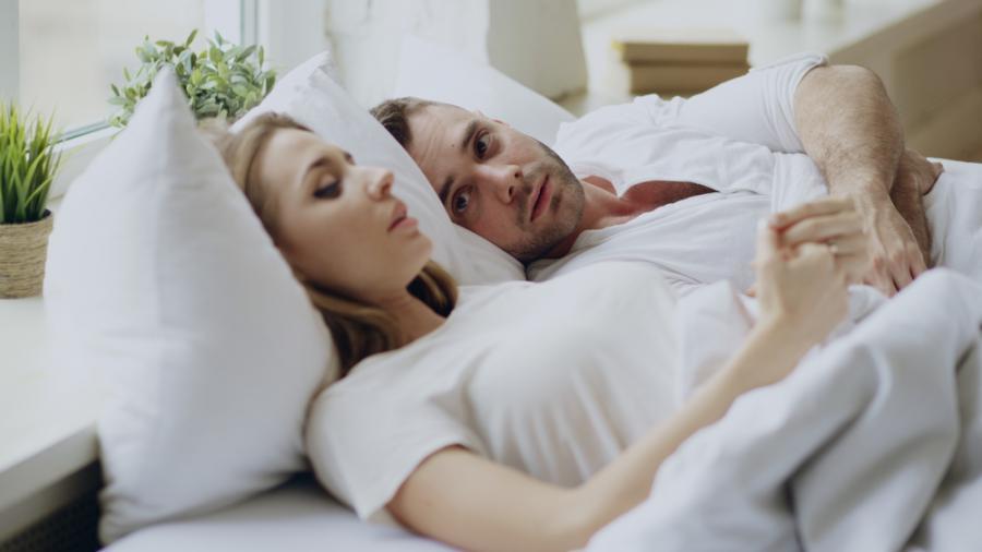 Rozmowa w łóżku