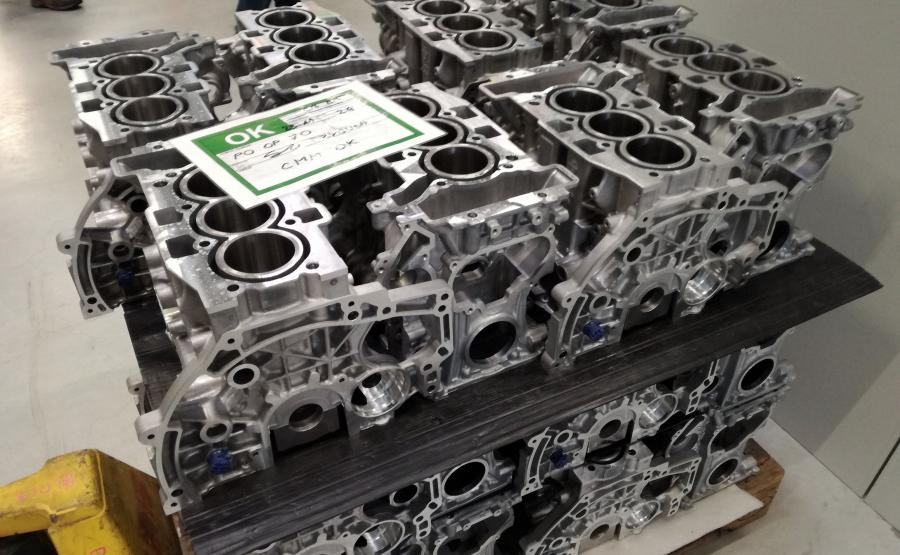 Bloki silnika 1.2 PureTech