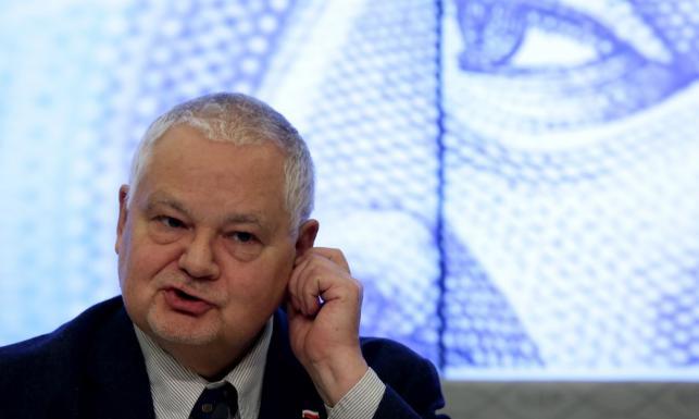 Glapiński o żądaniu usunięcia artykułów prasowych: Nie ograniczamy wolności słowa, musimy chronić NBP