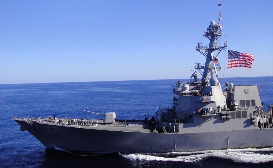 Amerykański okręt
