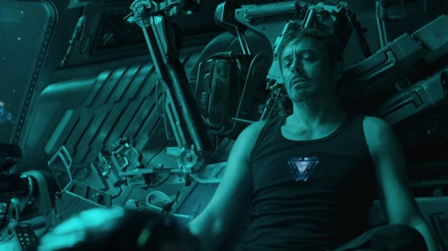 Tony Stark ma poważne kłopoty. Kadr z filmu \