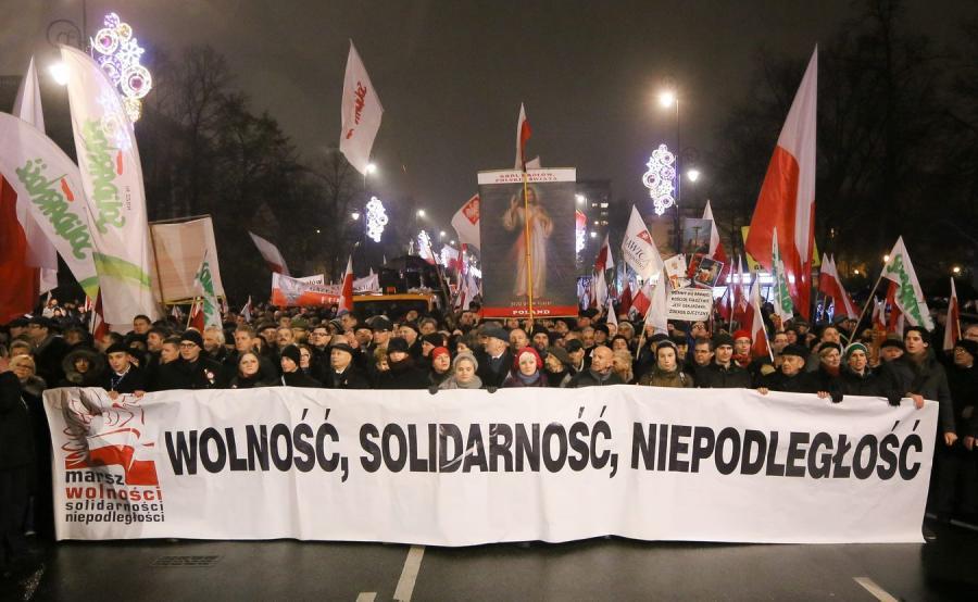 Marsz Wolności i Solidarności