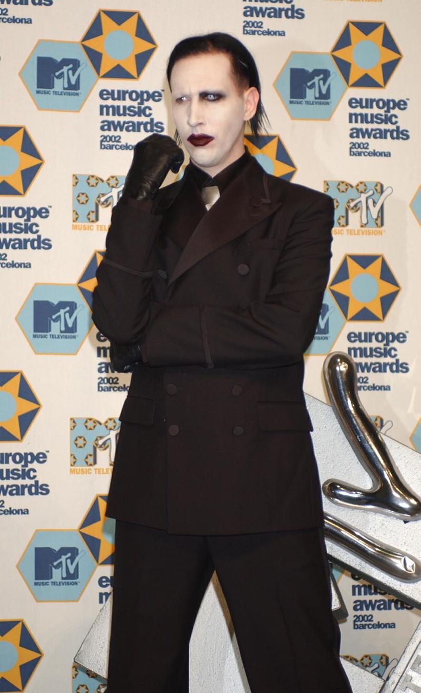 Gala wręczenia nagród MTV w 2003 roku