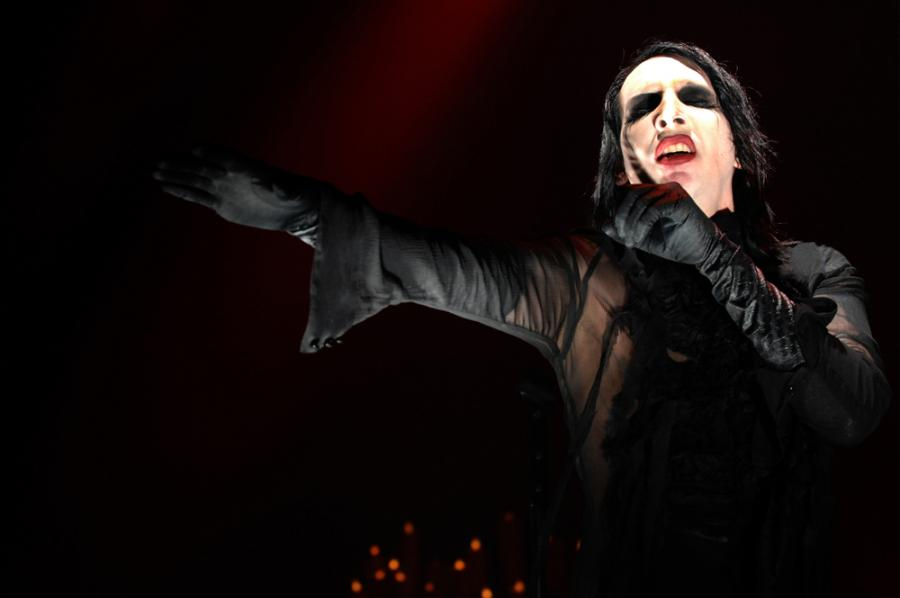 Rok 2007. Marilyn Manson