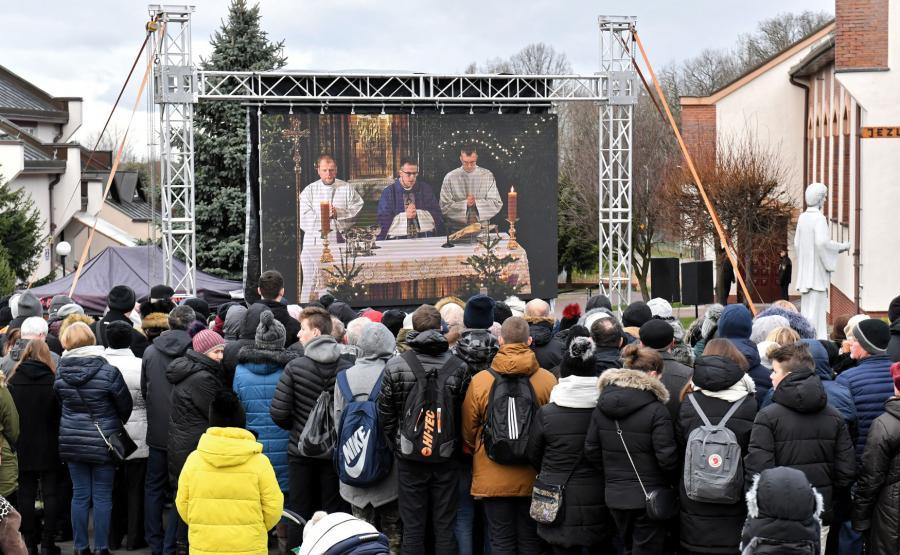 Pogrzeb Koszalin