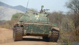 Wojna w Sudanie