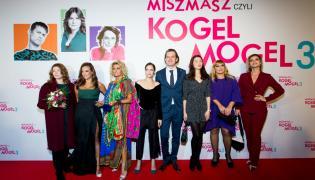 """22 stycznia, odbyła się, uroczysta premiera filmu """"Miszmasz czyli Kogel Mogel 3"""""""