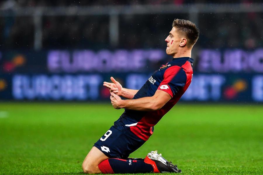 9e55f08ce Piłkarz reprezentacji Polski Krzysztof Piątek podpisał kontrakt z AC Milan  do 30 czerwca 2023 r. - podał w komunikacie włoski klub.