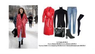 Zimowe STYLIZACJE inspirowane modą z ulic Paryża