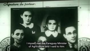 """Kadr z filmu """"Paszporty Paragwaju"""""""