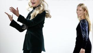 Christie Brinkley i Sailor Lee Brinkley-Cook