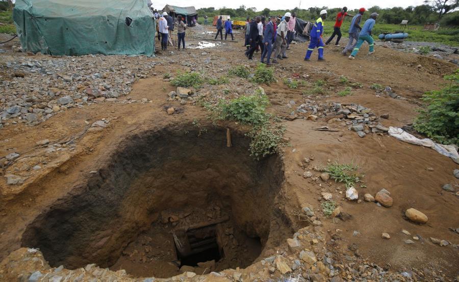 Tragedia w Zimbabwe