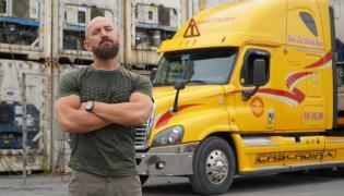 """Dawid Andres """"Ciężarówką przez Wietnam"""""""