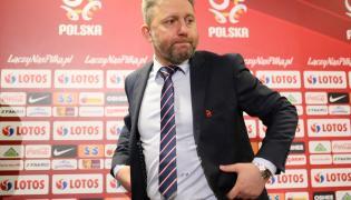 Selecjoner piłkarskiej reprezentacji Polski Jerzy Brzęczek