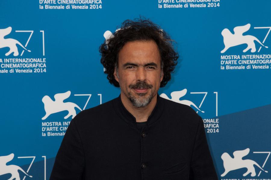 Alejandro Gonzalez Inarritu, tu jeszcze w Wenecji