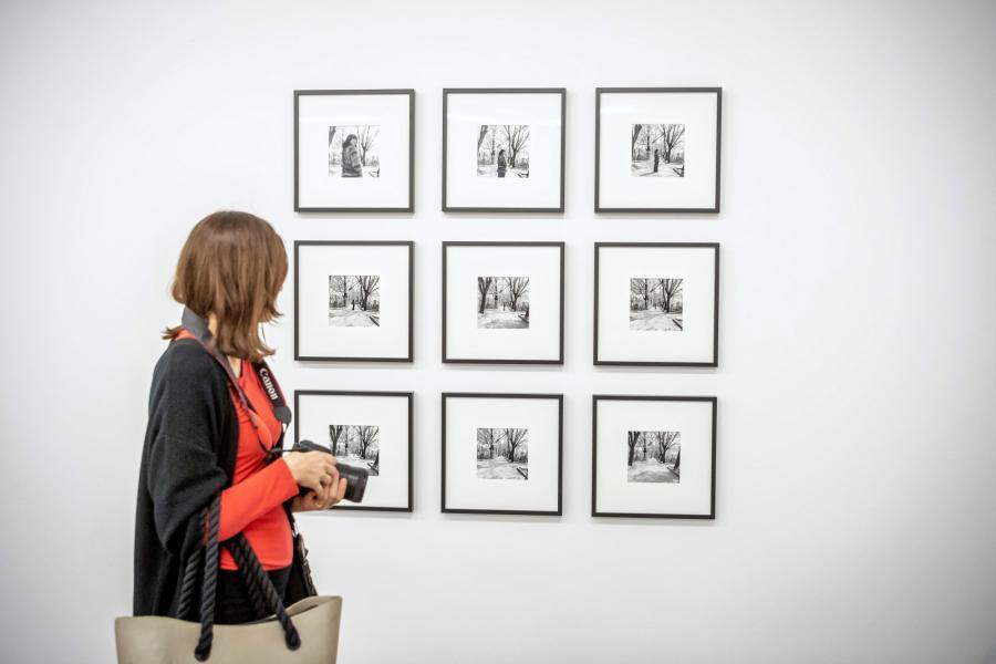 Wystawa Mariny Abramovic w Toruniu