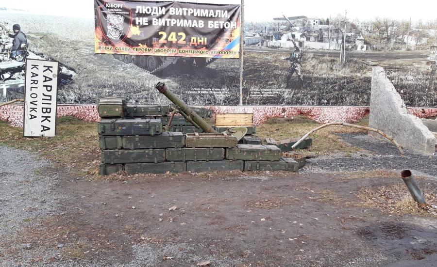 242 dni - tyle trwała obrona lotniska w Doniecku