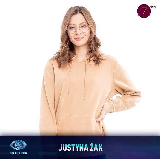 Big Brother - Justyna Żak
