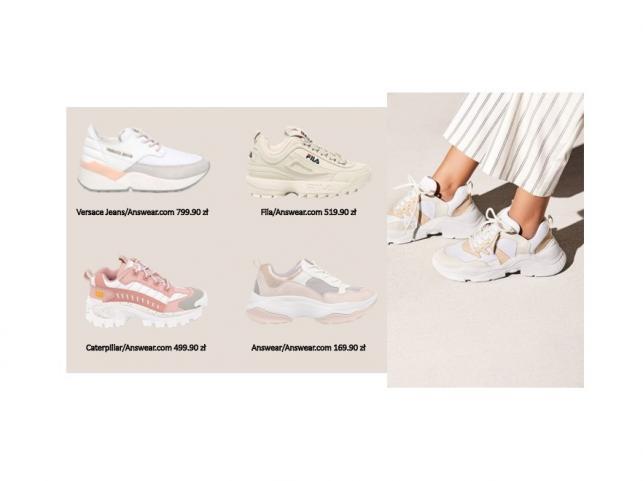 964da52ec140c Podróż w czasie, minimalizm i klasyka: PRZEGLĄD modnych butów na ...