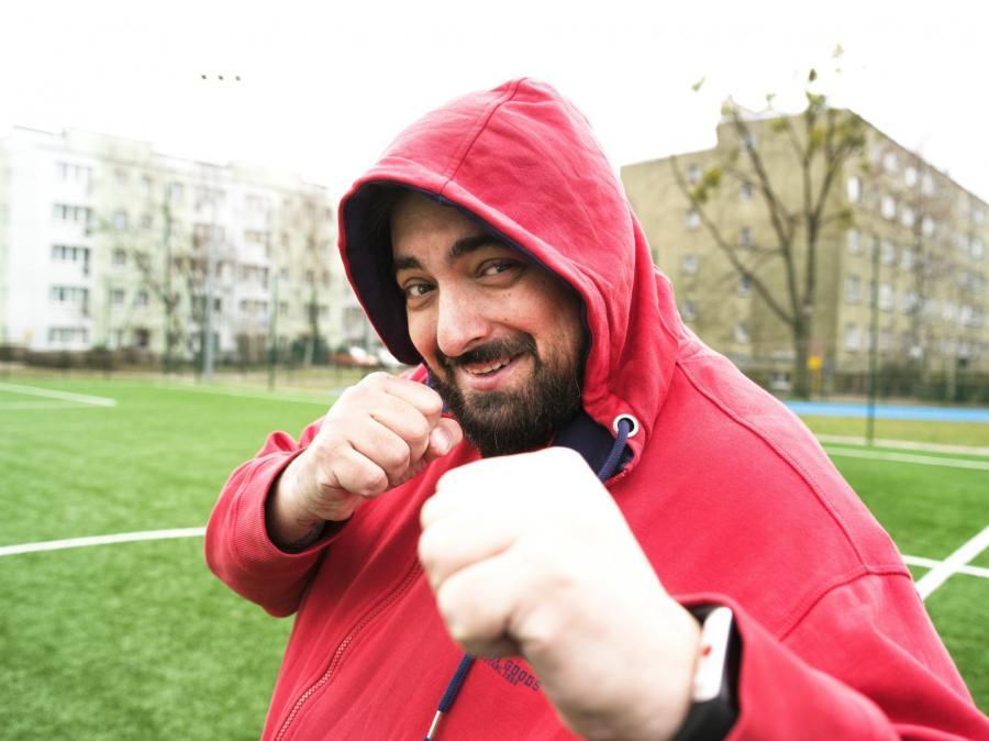 Tomasz Sekielski 2, fot. Darek Golik
