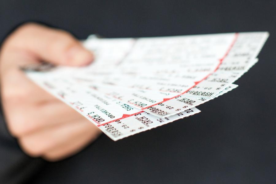 Bilety na mecz piłkarski