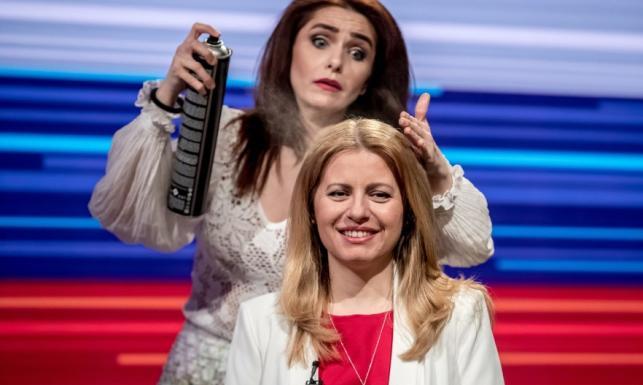 Potencjał jest, ale nad jego wykorzystaniem trzeba popracować. Stylizacyjne grzechy nowej prezydent Słowacji. FOTO