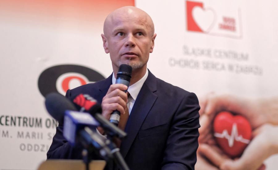 Profesor Adam Maciejewski