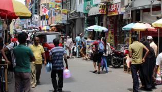 Sri Lanka, Kolombo