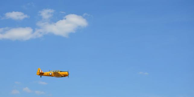 Harvard, samolot z czasów II wojny światowej