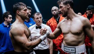 """Kadr z filmu """"Fighter"""" foto. Łukasz Bąk"""