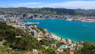 Nowa Zelandia - Wellington