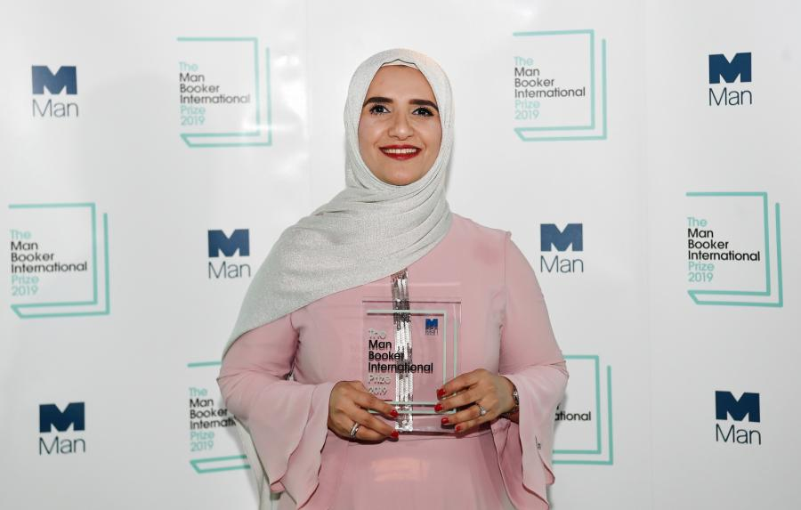 Jokha Al Harthi z nagrodą Bookera
