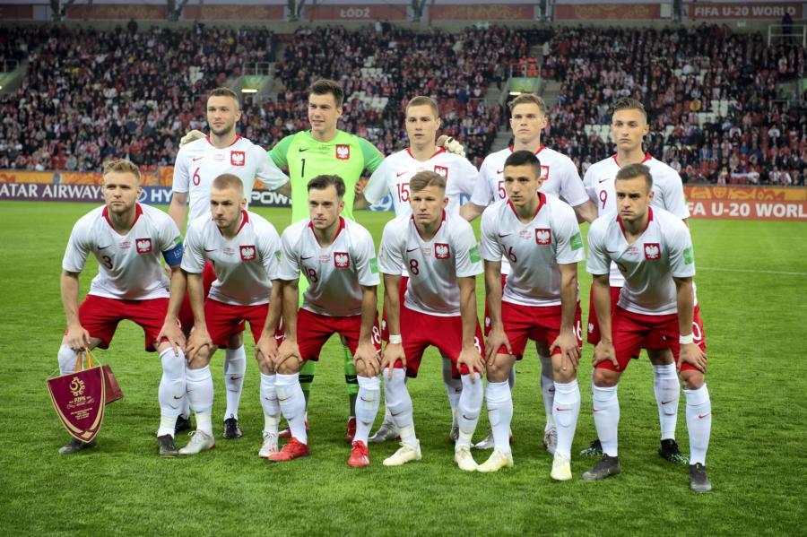 Reprezentacja Polski do lat 20