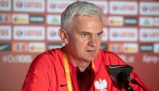 Selekcjoner młodzieżowej reprezentacji Polski w piłce nożnej Jacek Magiera