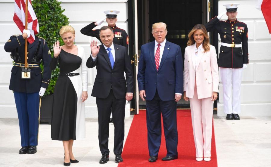 Para prezydencka w USA