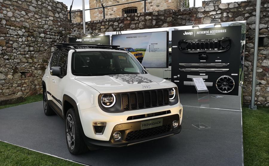 Jeep Renegade to najpopularniejszy model amerykańskiej marki w Europie