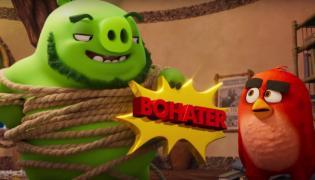 """Kadr z """"Angry Birds 2 Film"""""""